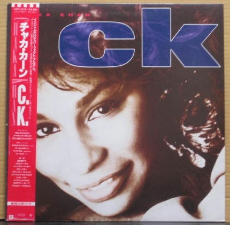 """チャカ・カーン/C.K.のLPレコード通販・販売ならサウンドファインダー"""""""