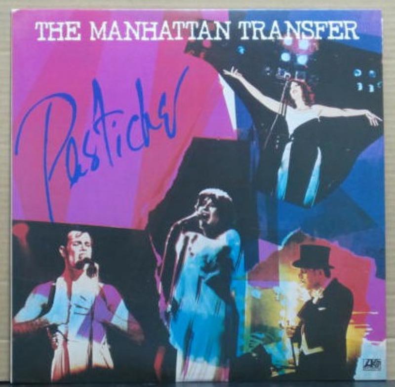 """マンハッタン・トランスファー/ニューヨーク・エッセンスのLPレコード通販・販売ならサウンドファインダー"""""""