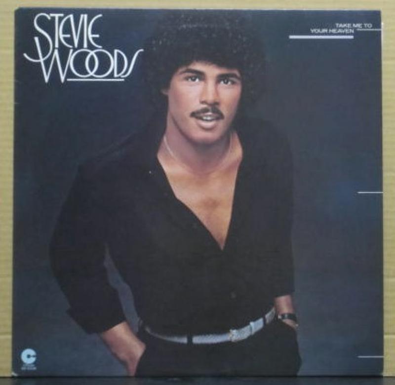 """スティーヴィー・ウッズ/スティール・ザ・ナイトのLPレコード通販・販売ならサウンドファインダー"""""""