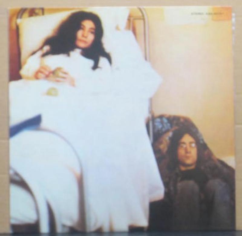 """ジョン・レノンとヨーコ・オノ/「未完成」作品第2番のLPレコード通販・販売ならサウンドファインダー"""""""
