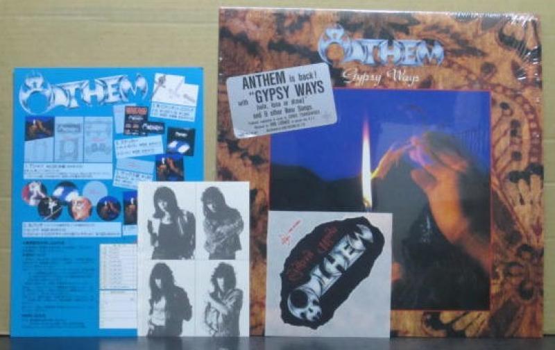 アンセム(ANTHEM)/GYPSY