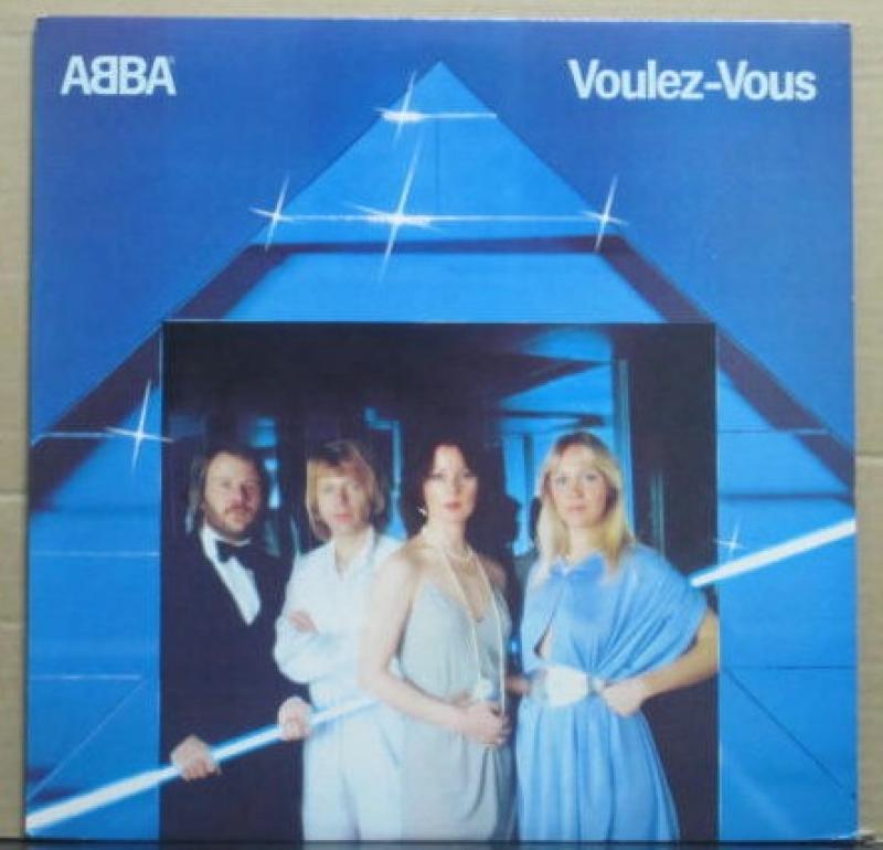 """ABBA/VOULEZ-VOUSのLPレコード通販・販売ならサウンドファインダー"""""""
