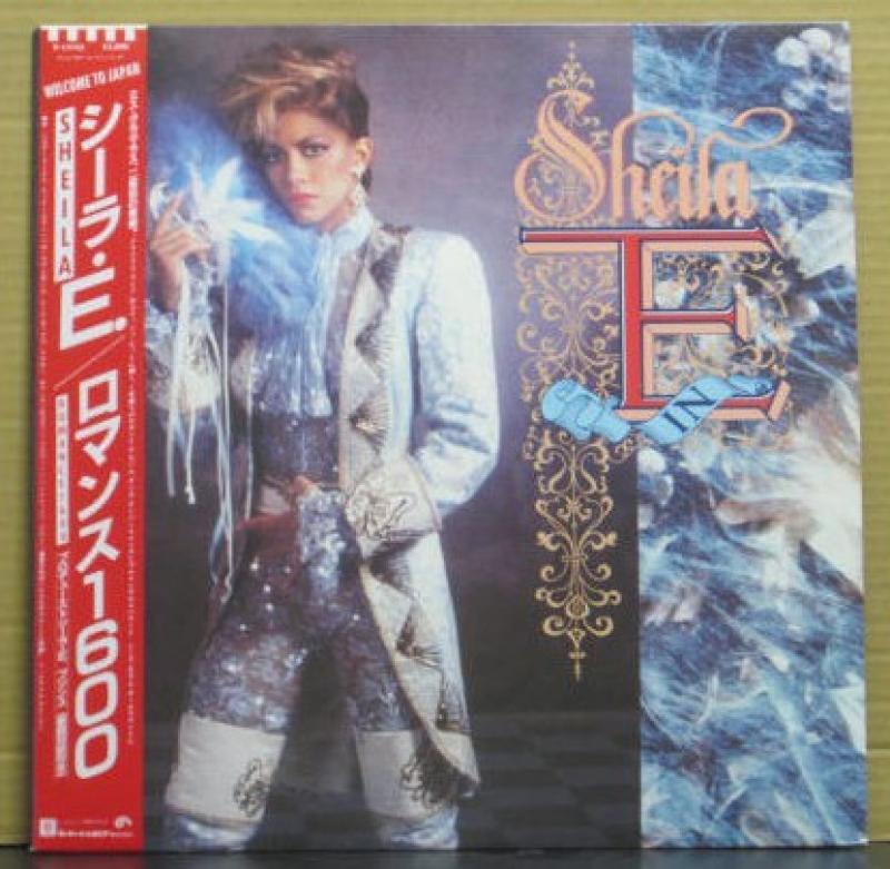 """シーラ・E./ロマンス1600のLPレコード通販・販売ならサウンドファインダー"""""""