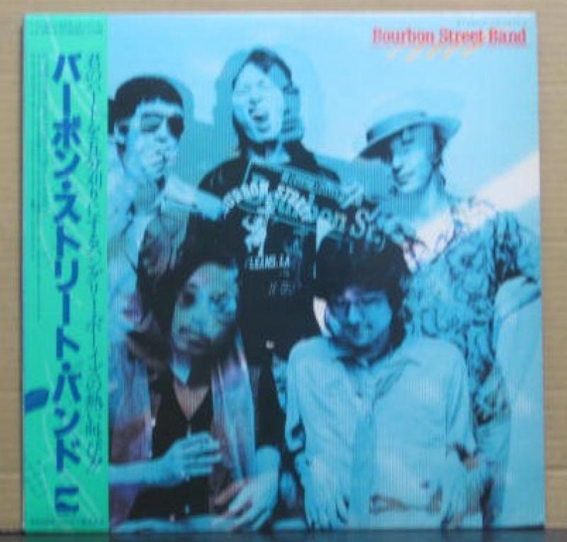 """バーボン・ストリート・バンド/バーボン・ストリート・バンドのLPレコード通販・販売ならサウンドファインダー"""""""