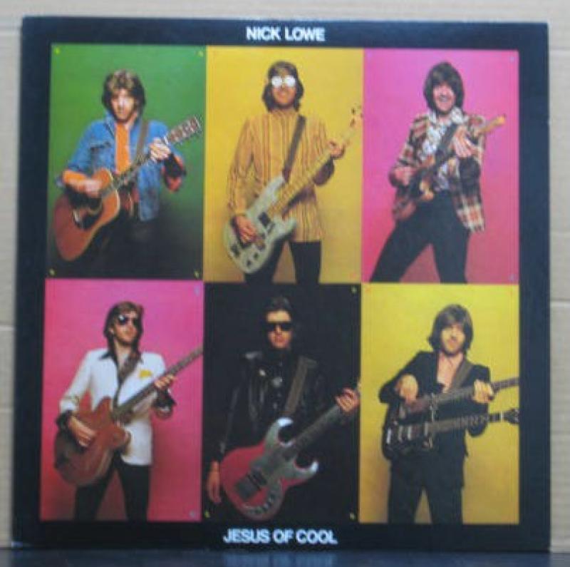 """ニック・ロウ/ジーザス・オブ・クールのLPレコード通販・販売ならサウンドファインダー"""""""