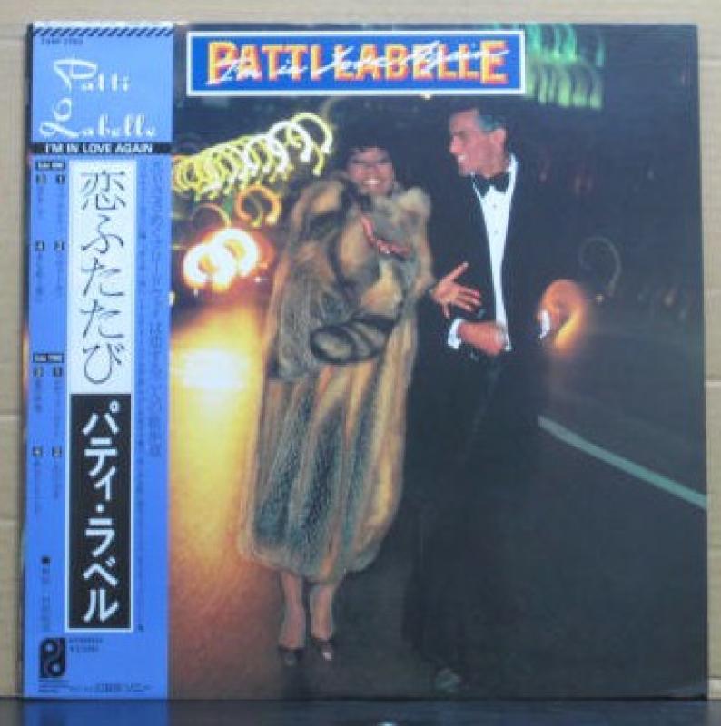 """パティ・ラベル/恋ふたたびのLPレコード通販・販売ならサウンドファインダー"""""""