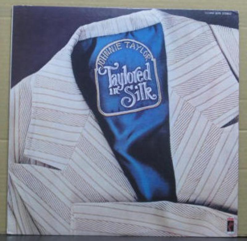 """ジョニー・テイラー/テイラード・シルクのLPレコード通販・販売ならサウンドファインダー"""""""