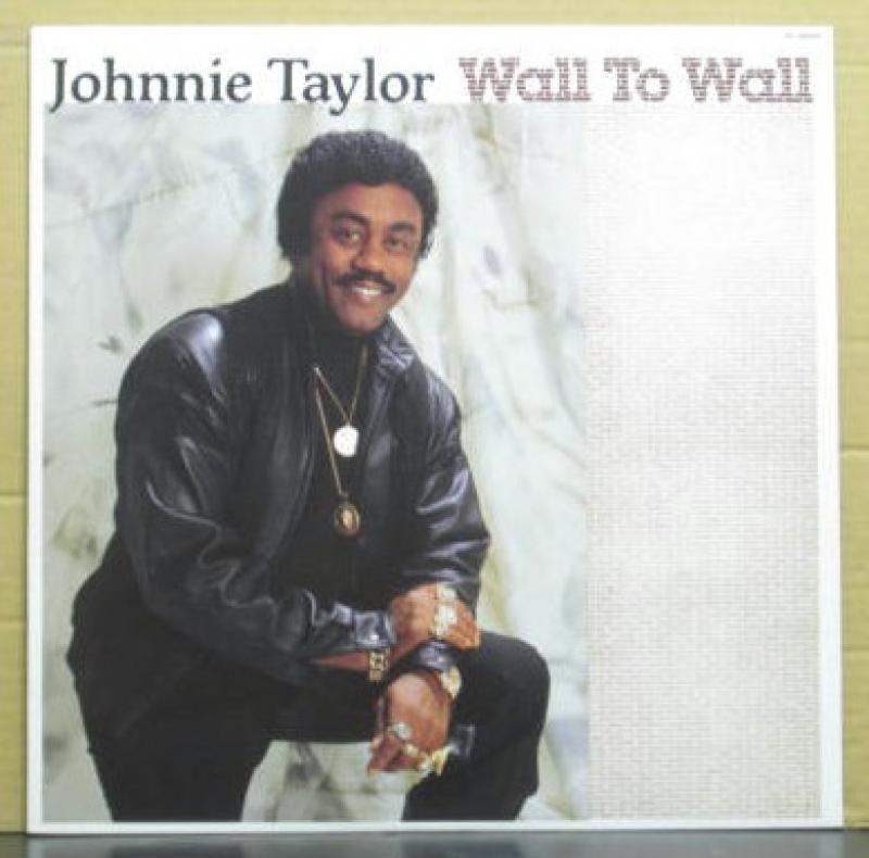 """ジョニー・テイラー/ウォール・トゥ・ウォールのLPレコード通販・販売ならサウンドファインダー"""""""
