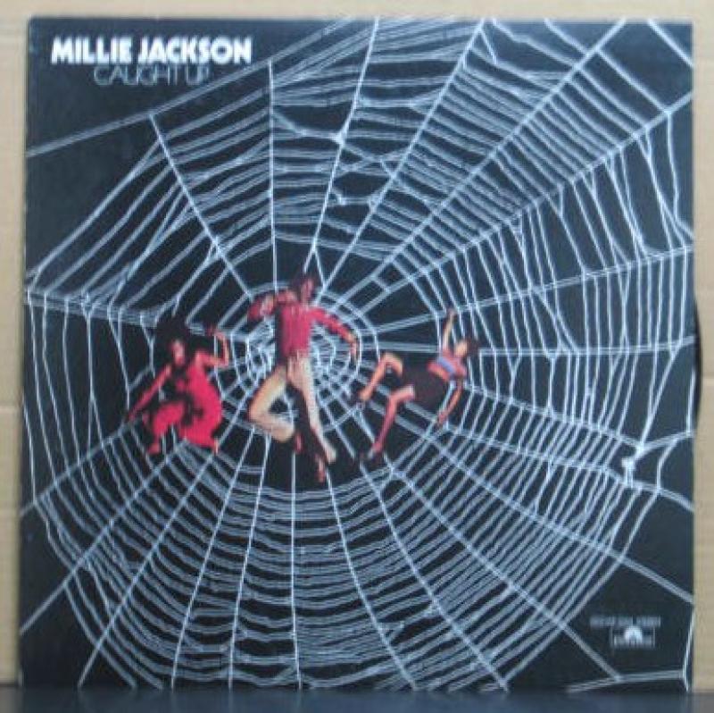 """ミリー・ジャクソン/愛のとりこのLPレコード通販・販売ならサウンドファインダー"""""""