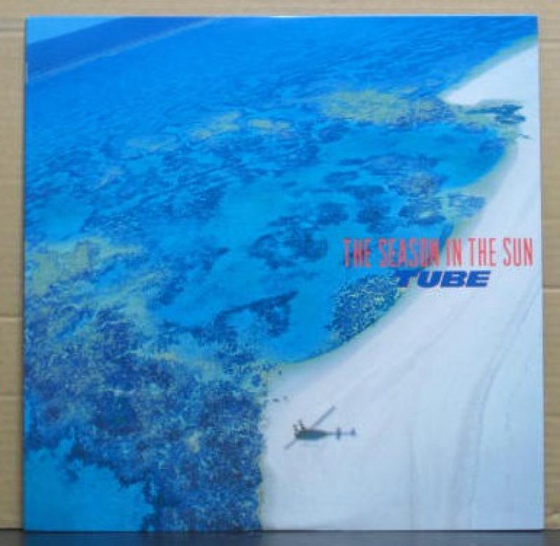 """チューブ(TUBE)/シーズン・イン・ザ・サンのLPレコード通販・販売ならサウンドファインダー"""""""