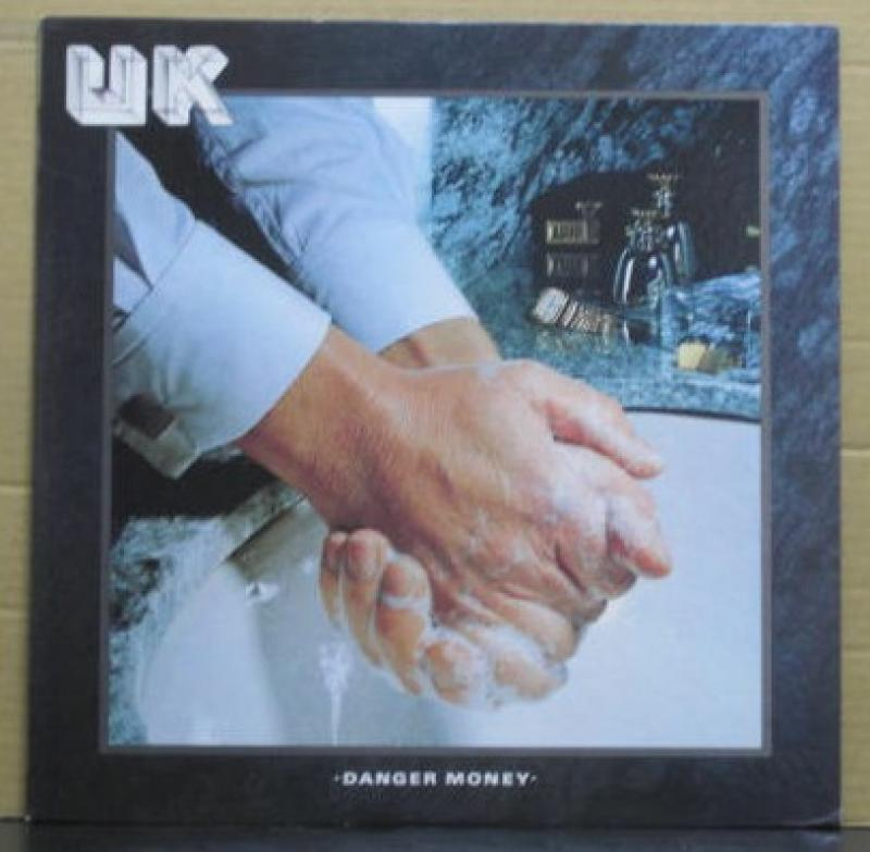 """UK/デンジャー・マネーのLPレコード通販・販売ならサウンドファインダー"""""""