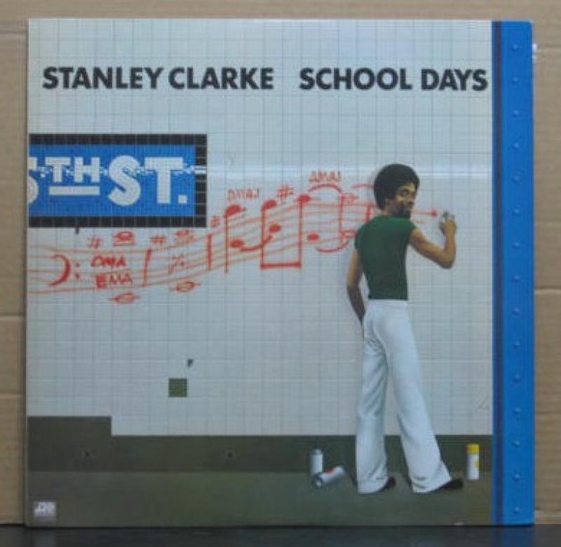 """スタンリー・クラーク/スクール・デイズのLPレコード通販・販売ならサウンドファインダー"""""""