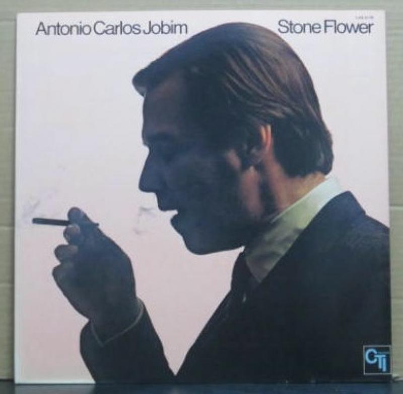 """アントニオ・カルロス・ジョビン/ストーン・フラワーのLPレコード通販・販売ならサウンドファインダー"""""""