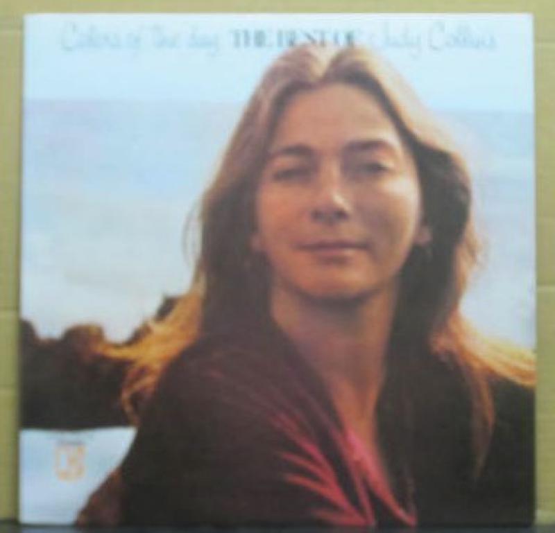 """ジュディ・コリンズ/カラーズ・オブ・ザデイのLPレコード通販・販売ならサウンドファインダー"""""""