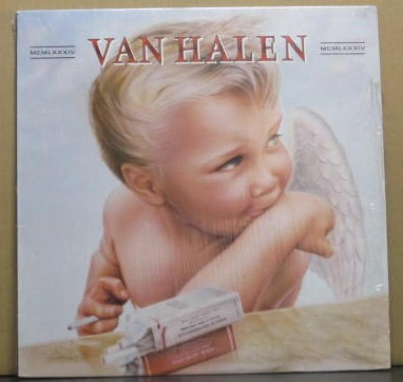 VAN HALEN/1984のLPレコード通販・販売ならサウンドファインダー