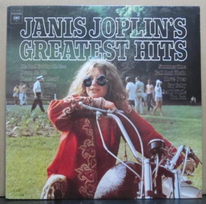 JANIS JOPLIN/GREATEST HITSのLPレコード通販・販売ならサウンドファインダー
