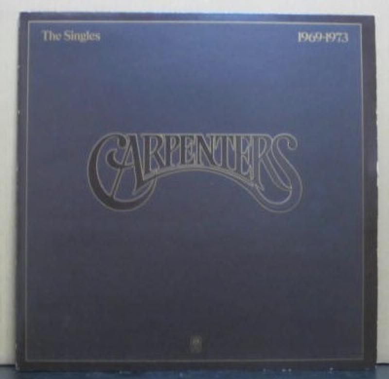 CARPENTERS/THE SINGLES 169-1973のLPレコード通販・販売ならサウンドファインダー
