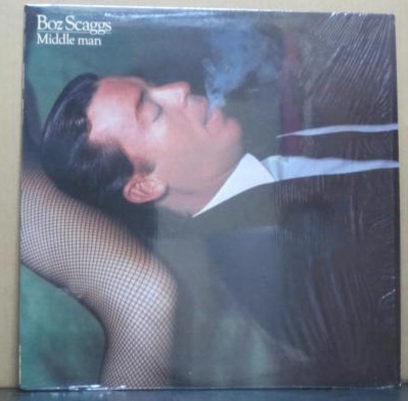 BOZ SCAGGS/MIDDLE MANのLPレコード通販・販売ならサウンドファインダー