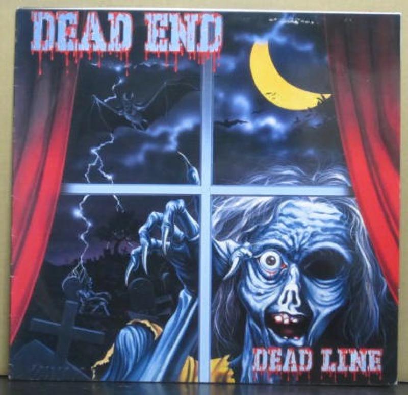 DEAD END(デッド・エンド)/DEAD LINEのLPレコード通販・販売ならサウンドファインダー