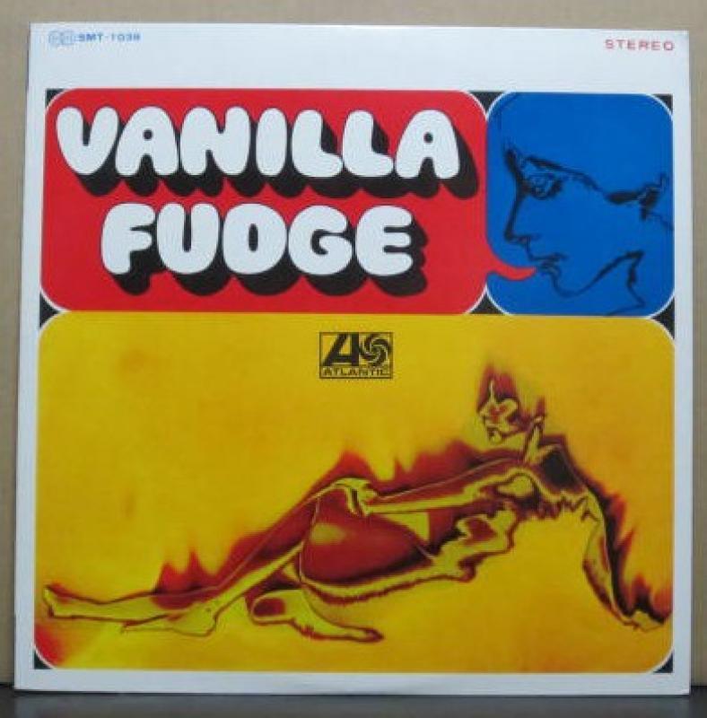 ヴァニラ・ファッジ/アート・ロックの旗手のLPレコード通販・販売ならサウンドファインダー