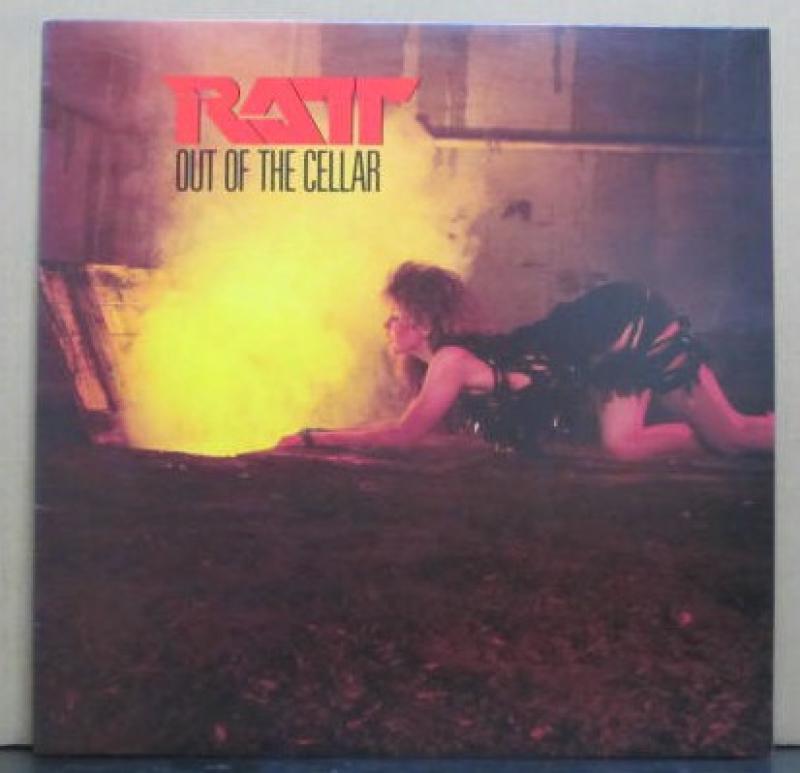 RATT/OUT OF THE CELLARのLPレコード通販・販売ならサウンドファインダー