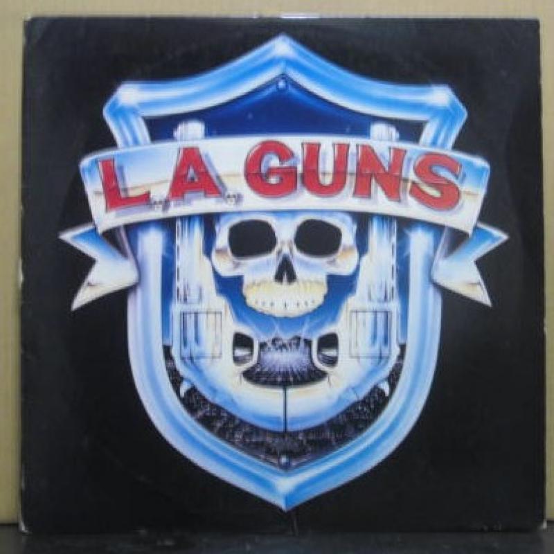 L.A.GUNS/L.A.GUNSのLPレコード通販・販売ならサウンドファインダー