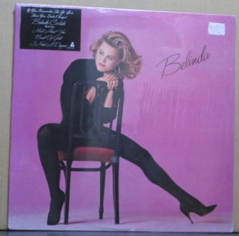 BELINDA CARLISLE/BELINDAのLPレコード vinyl LP通販・販売ならサウンドファインダー