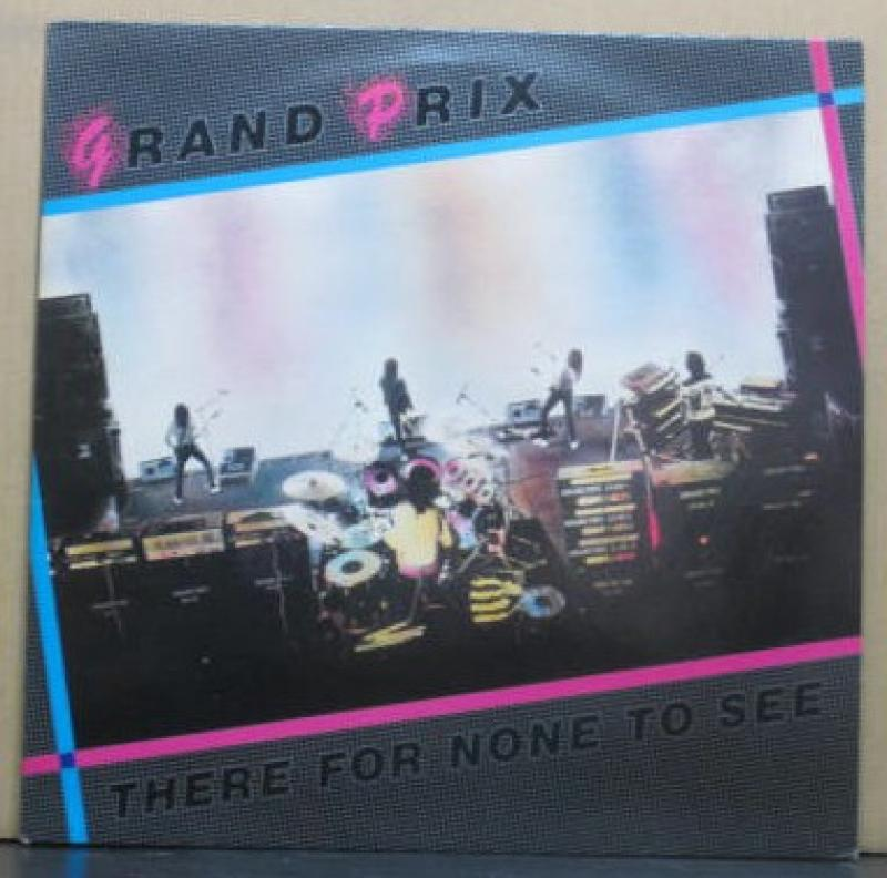 GRAND PRIX/THERE FOR NONE TO SEEのLPレコード vinyl LP通販・販売ならサウンドファインダー