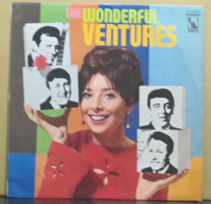 ベンチャーズ/ベンチャーズ・ロック・アルバム(赤盤)のLPレコード vinyl LP通販・販売ならサウンドファインダー