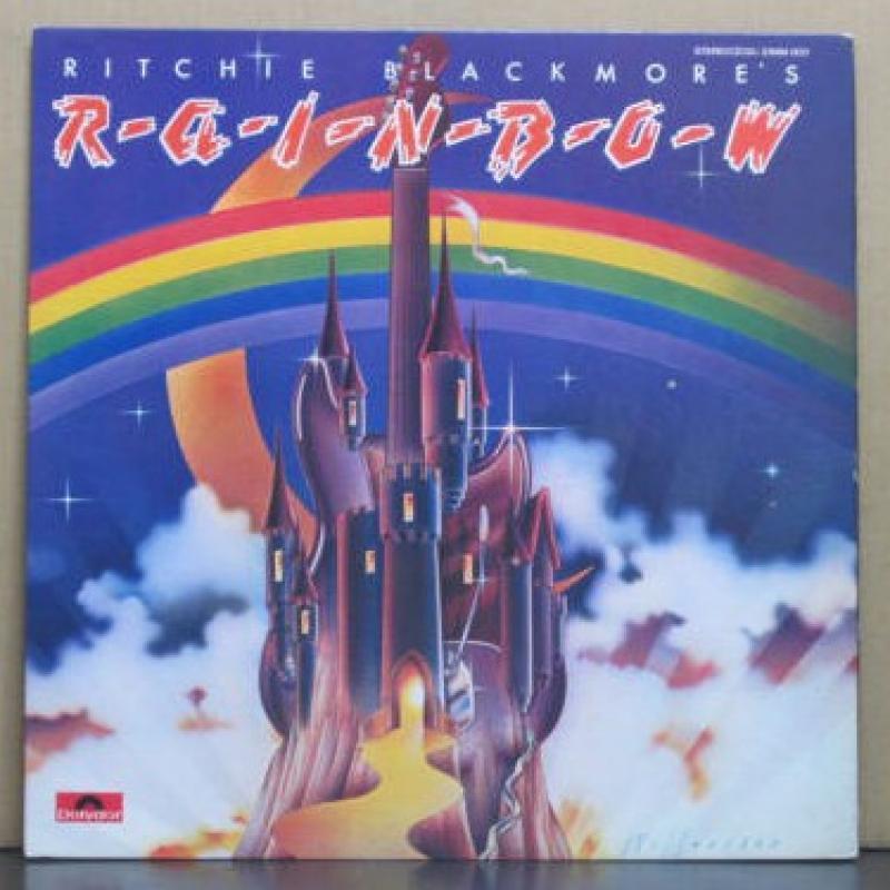 レインボー/銀嶺の覇者のLPレコード vinyl LP通販・販売ならサウンドファインダー