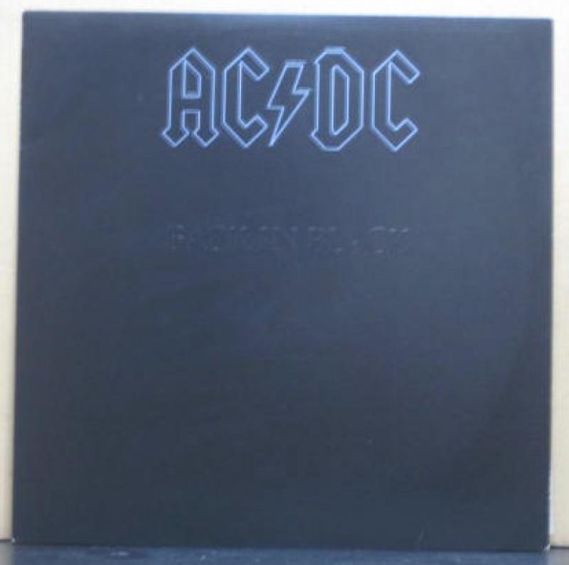 AC/DC/バック・イン・ブラックの12インチレコード vinyl 12inch通販・販売ならサウンドファインダー
