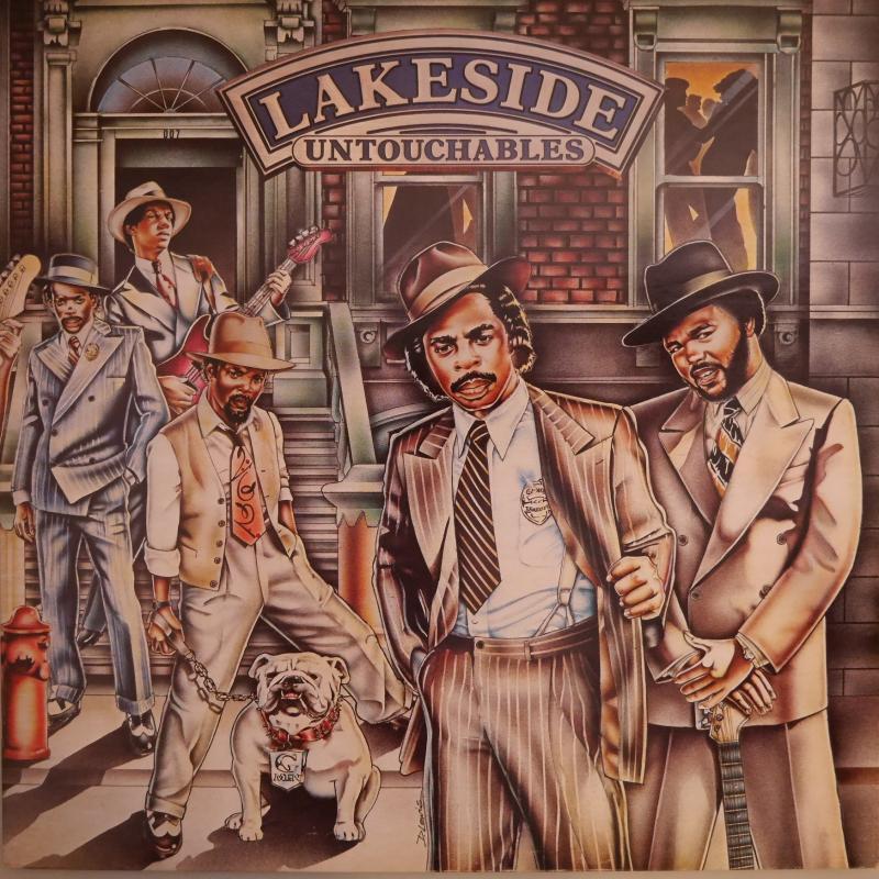"""LAKESIDE/UNTOUCHAABLESのLPレコード通販・販売ならサウンドファインダー"""""""