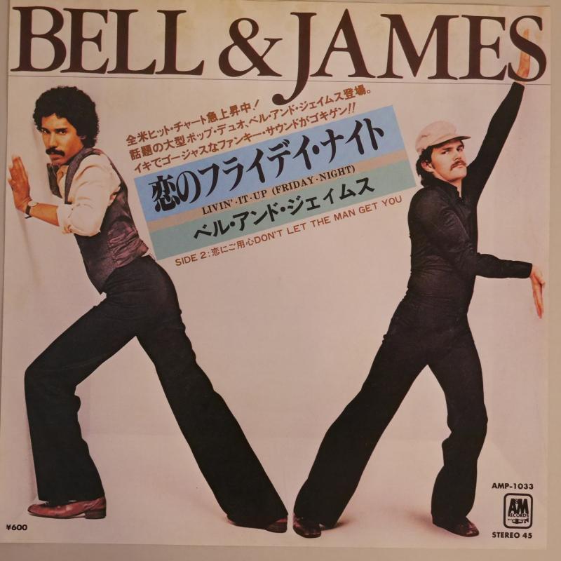 BELL&JAMES/恋のフライデイ・ナイト