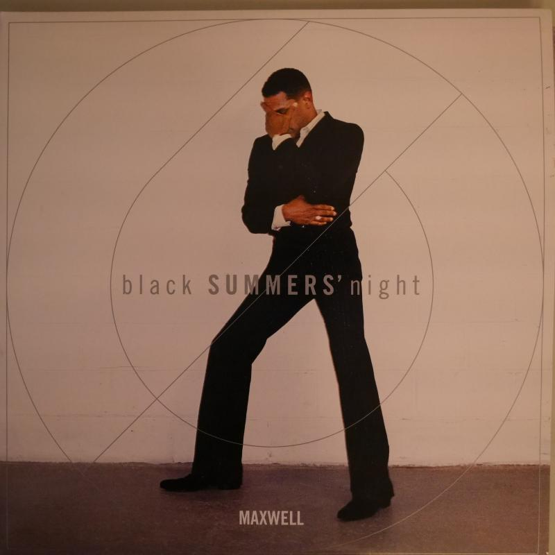 MAXWELL/blackSUMMERS'night