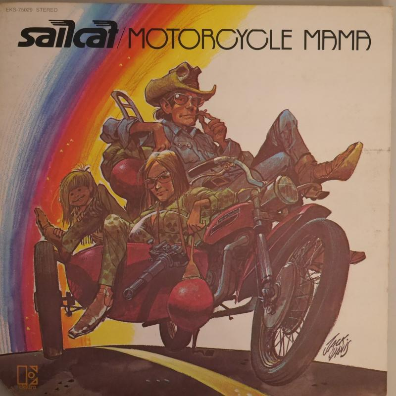 SAILCAT/MOTORCYCLE