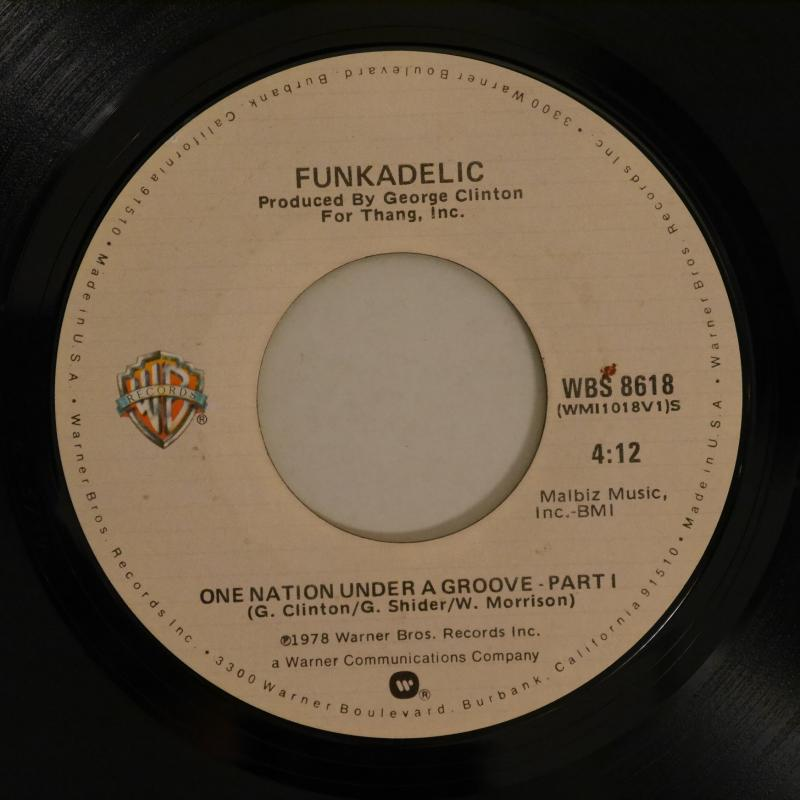 FUNKADELIC/ONE