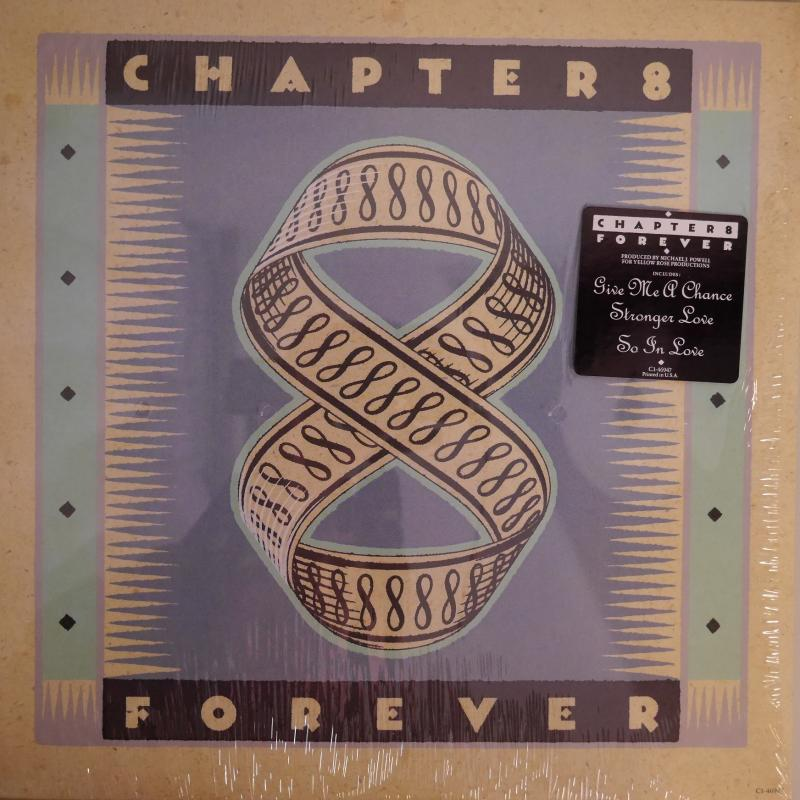 "CHAPTER8/FOREVERのLPレコード通販・販売ならサウンドファインダー"""