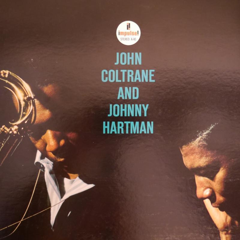 ジョン・コルトレーン&ジョニー・ハートマン/JOHN