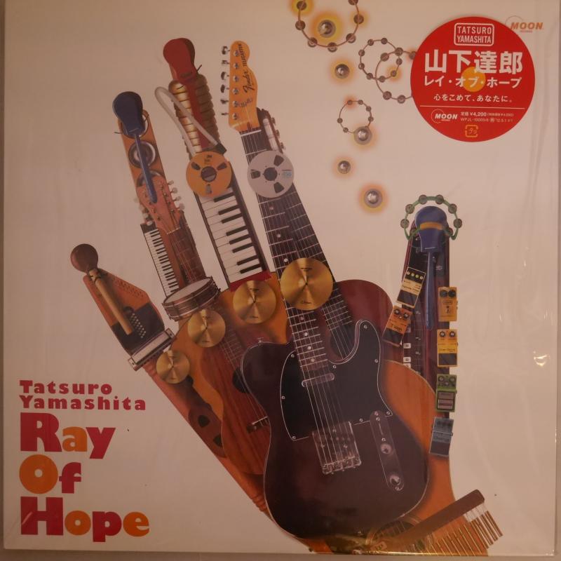 山下達郎/RAY