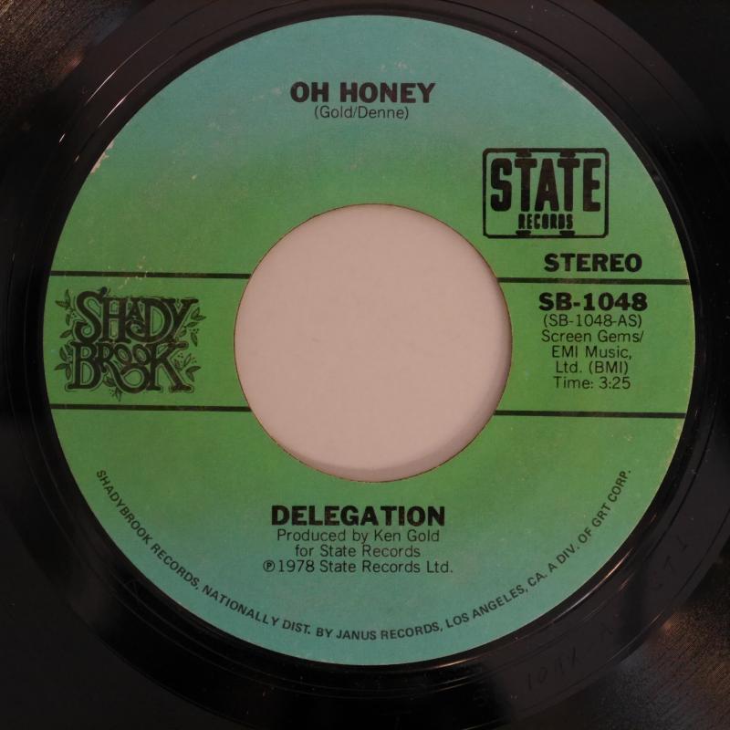 Delegation/Oh