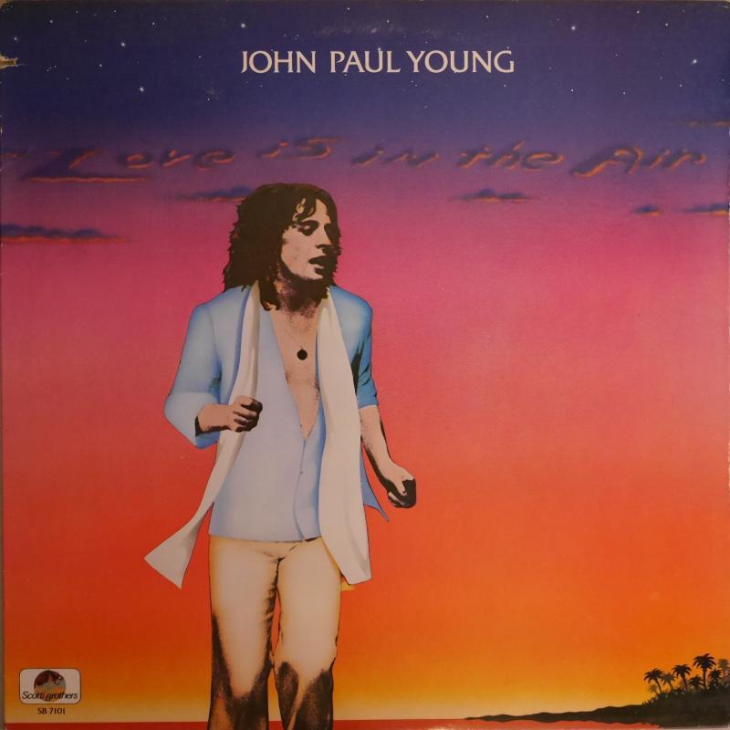 ジョン・ポール・ヤング/Love
