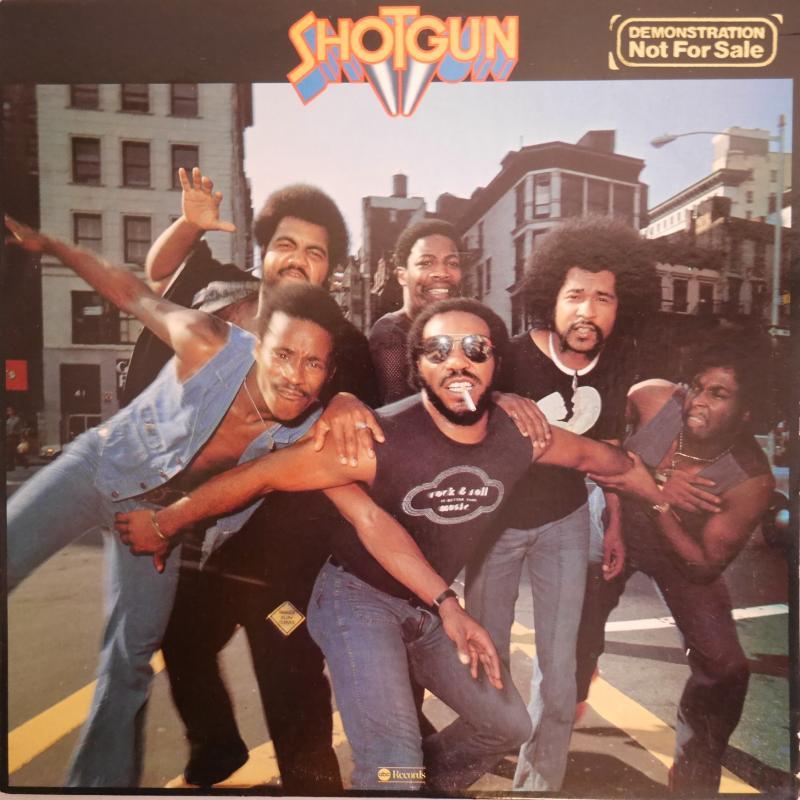 Shotgun/ショット・ガン(US