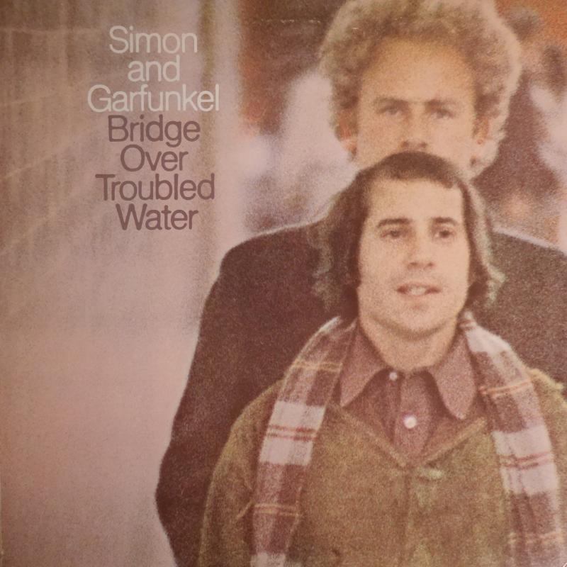 SIMON & GARFUNKEL /Bridge Over Troubled Water(2EYE)のLPレコード通販・販売ならサウンドファインダー
