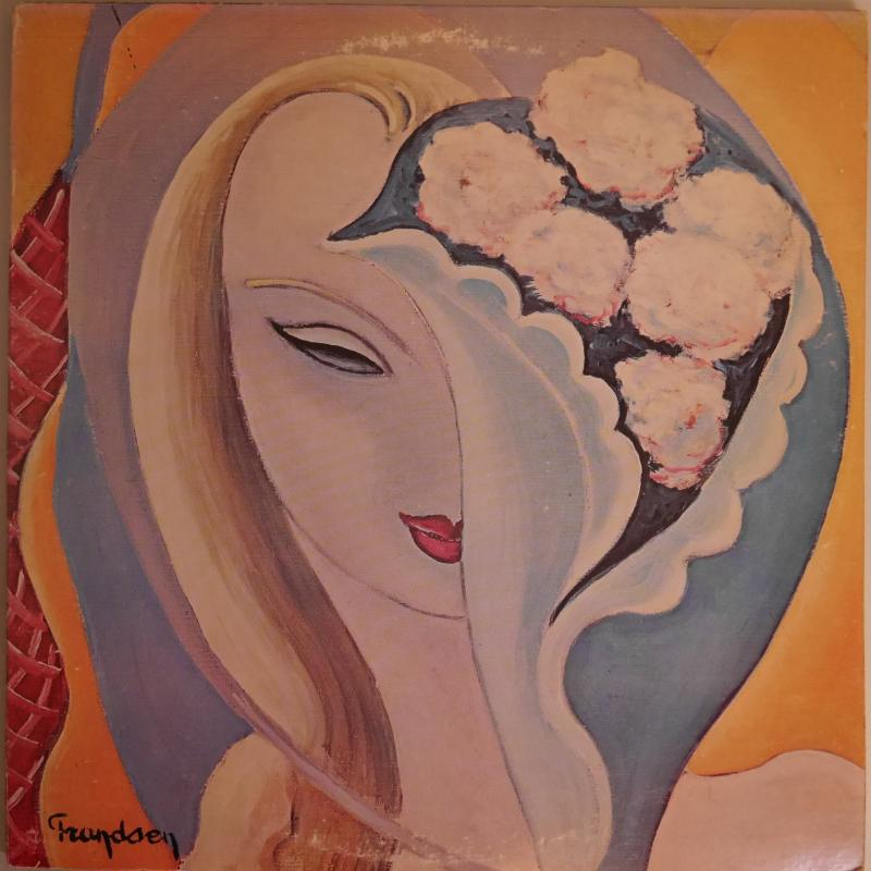 Derek And The Dominos/Layla And Other Assorted Love SongsのLPレコード通販・販売ならサウンドファインダー