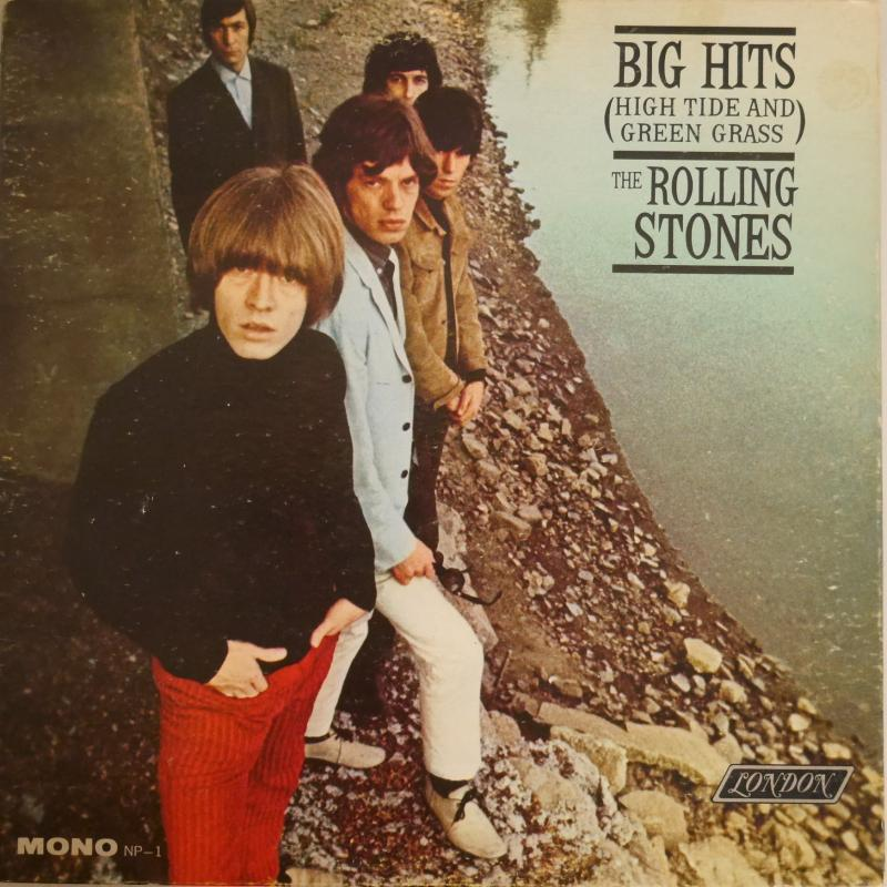 THE ROLLING STONES/Big Hits (High Tide And Green Grass)MONOのLPレコード通販・販売ならサウンドファインダー