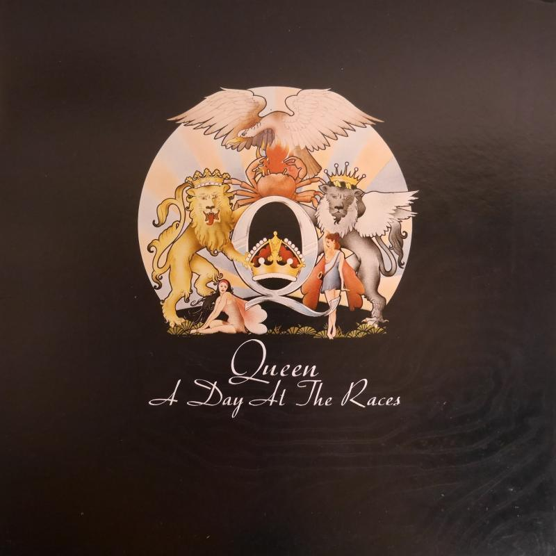 QUEEN/A Day At The Races (CSMプレス)のLPレコード通販・販売ならサウンドファインダー