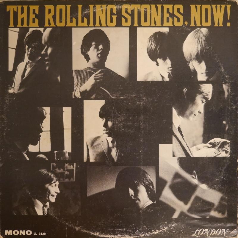 THE ROLLING STONES/Rolling Stones, Now! (MONO)のLPレコード vinyl LP通販・販売ならサウンドファインダー