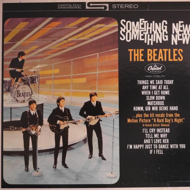 THE BEATLES/Something NewのLPレコード通販・販売ならサウンドファインダー