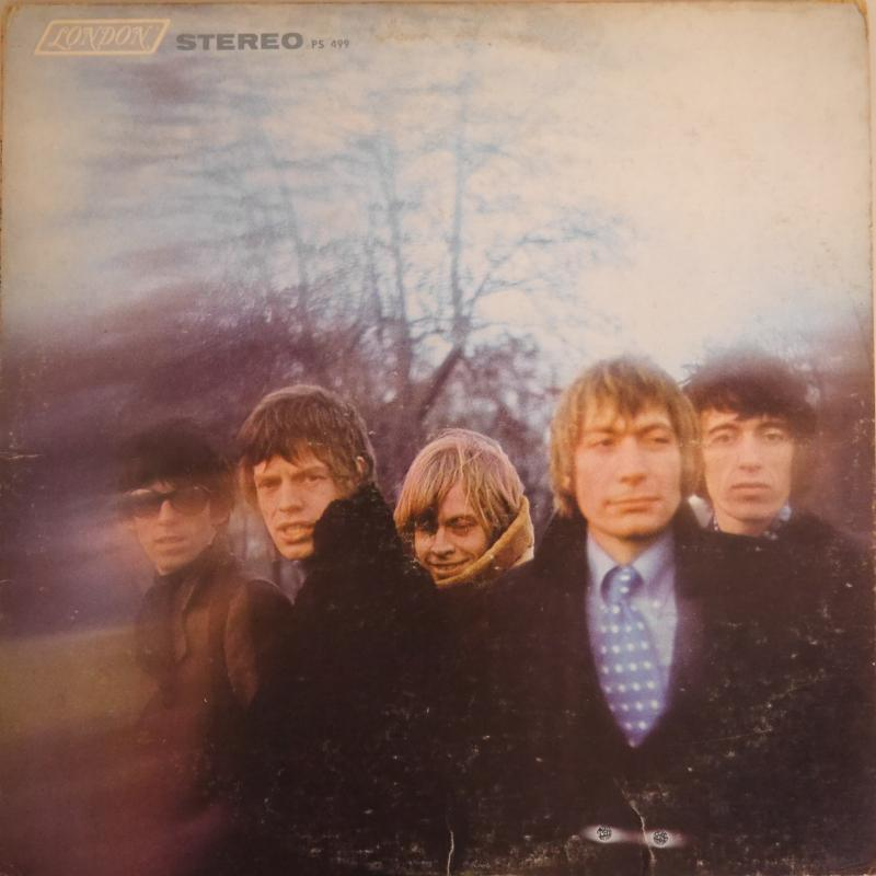 THE ROLLING STONES/Between The Buttons(BELL SOUND刻印)のLPレコード通販・販売ならサウンドファインダー