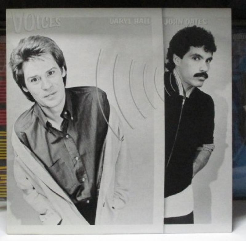 """ダリル・ホールとジョン・オーツ/モダン・ヴォイスのLPレコード通販・販売ならサウンドファインダー"""""""